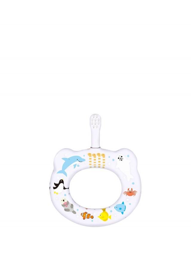 HAMICO 寶寶顧齒牙刷 - 水族館