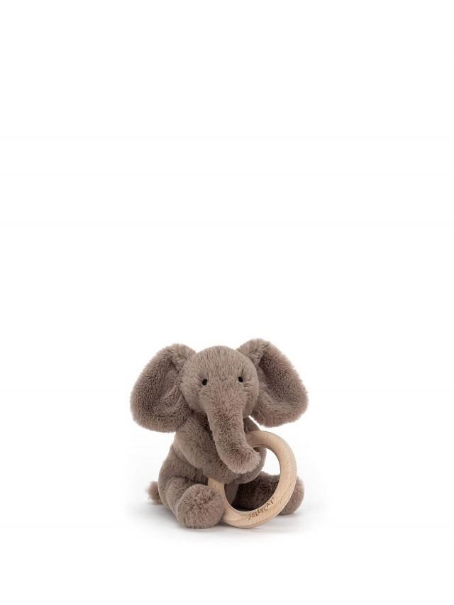 JELLYCAT Elephant 大象 - 固齒安撫玩偶
