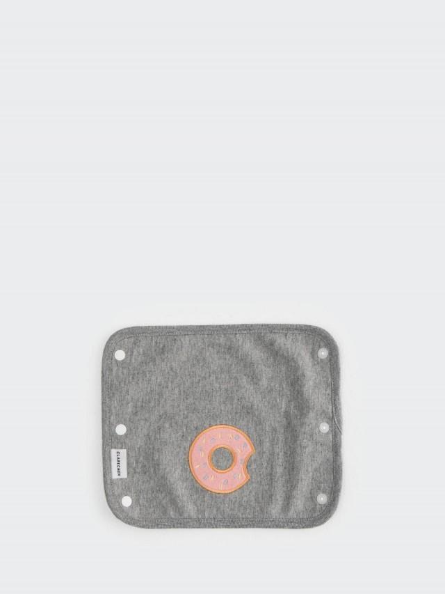 CLARECHEN 背巾口水巾 - 甜甜圈