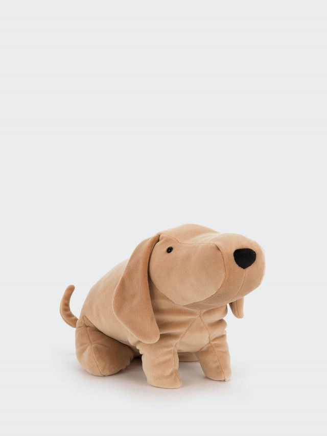 JELLYCAT Mellow Mallow Dog 棉花糖小狗 - 18 cm