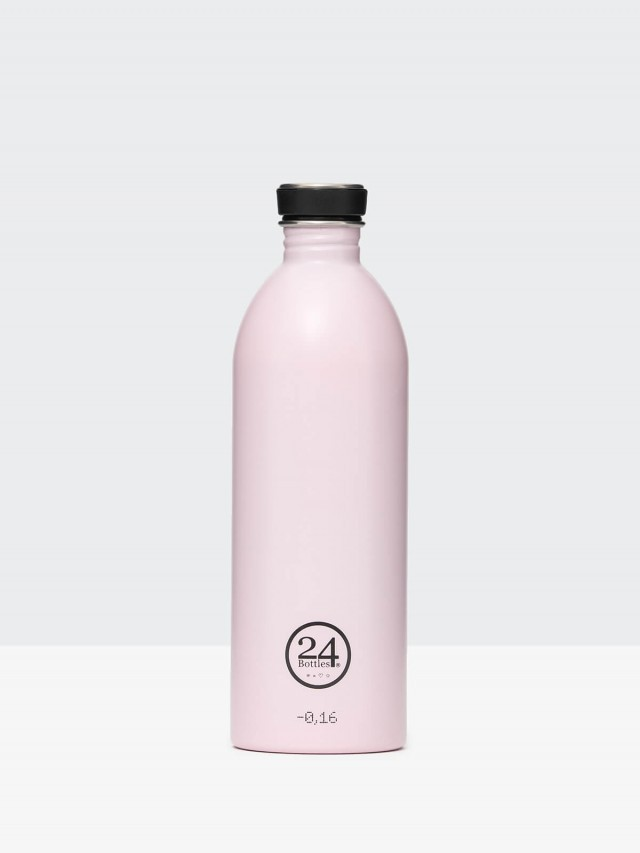 24Bottles 城市水瓶 1000ml - 糖果粉