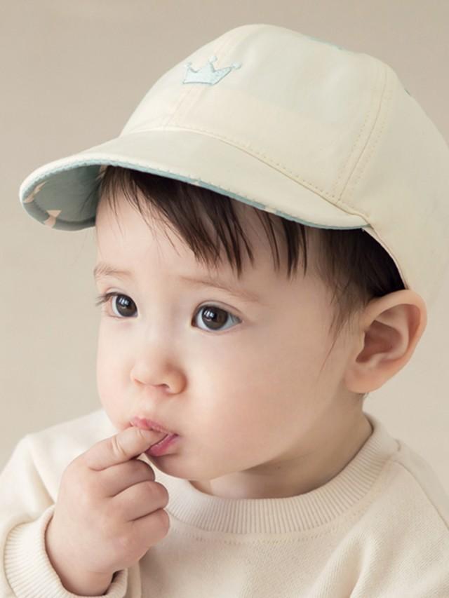 HAPPY PRINCE Asda 嬰童棒球帽 鴨舌帽 - 米白