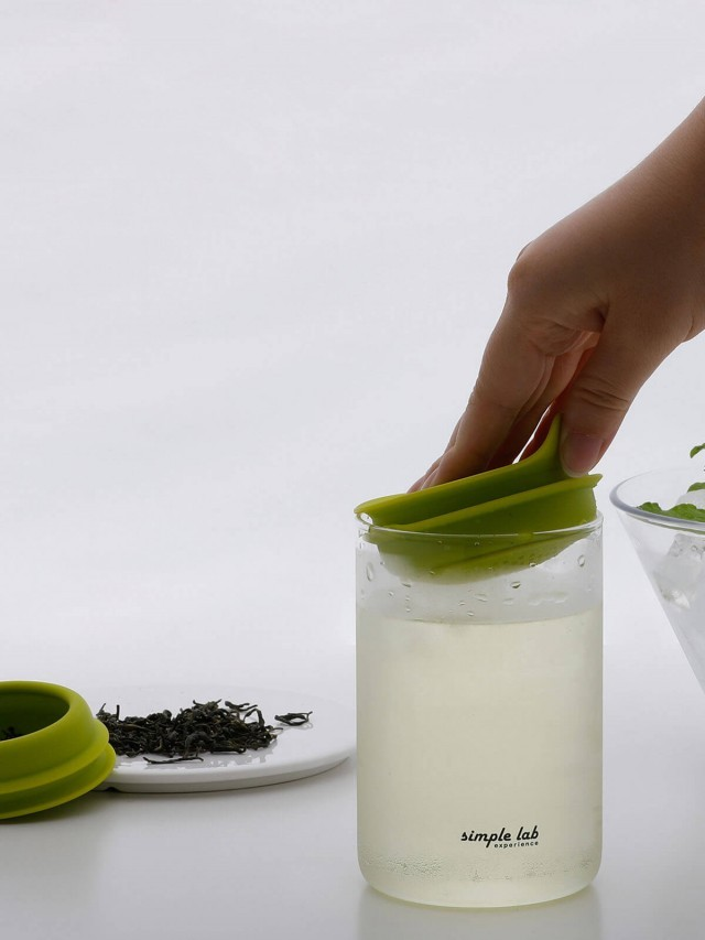 Simple Lab JELLO 果凍冷泡茶壺