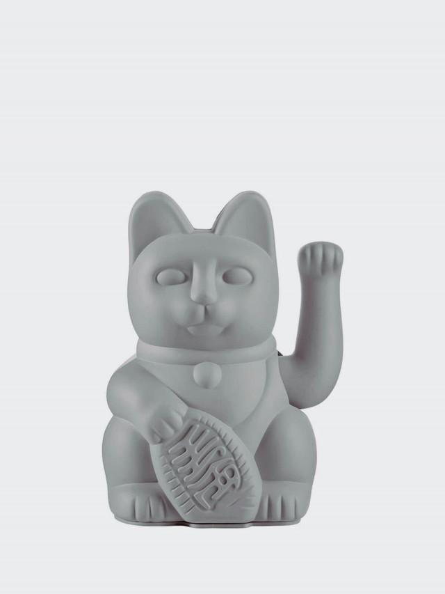 DONKEY 幸運繽紛招財貓 - 灰