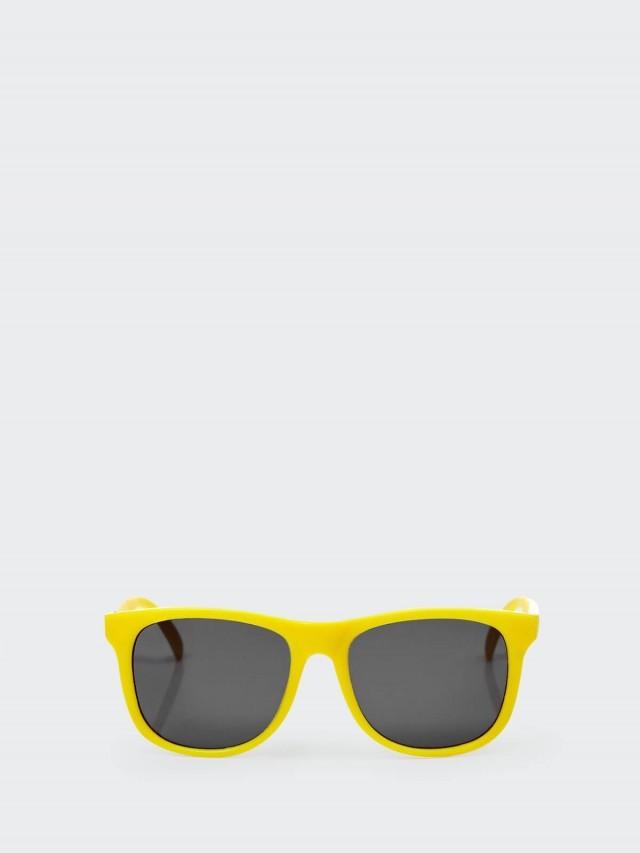 Hipsterkid 抗 UV 時尚嬰童偏光太陽眼鏡 - 黃