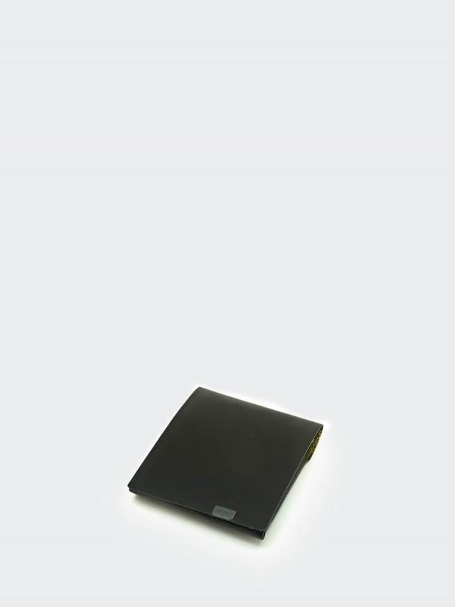 Shosa 所作 短夾 2.0 - 低調奢華款 - 黑金