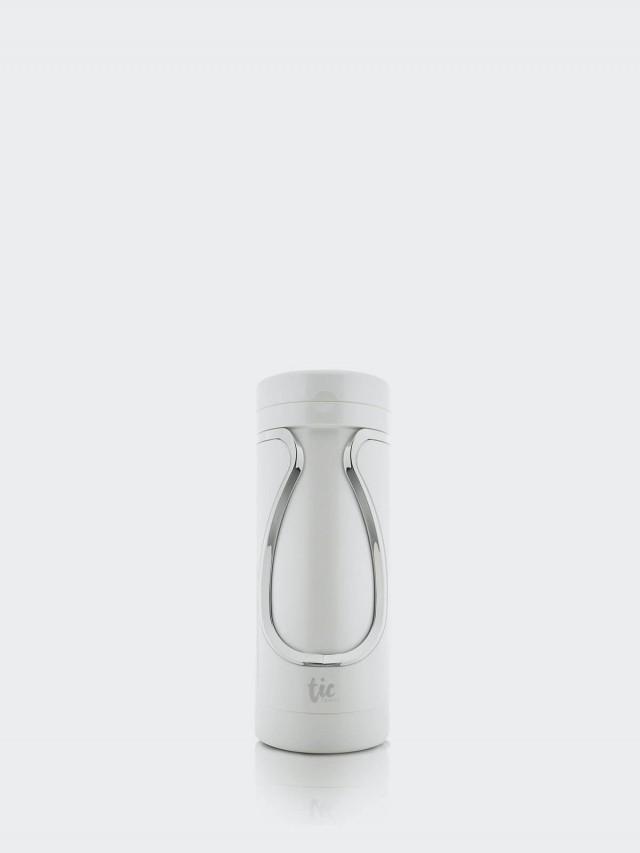 tic TRAVEL 旅遊收納瓶 - 保養組 / 珍珠白