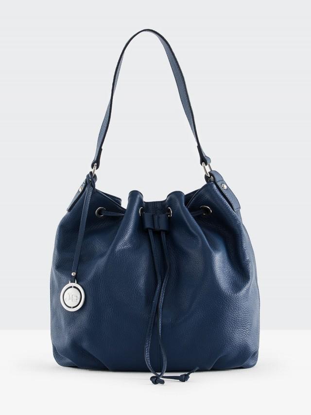 SOLO iTALIA J&C 深藍色水桶包