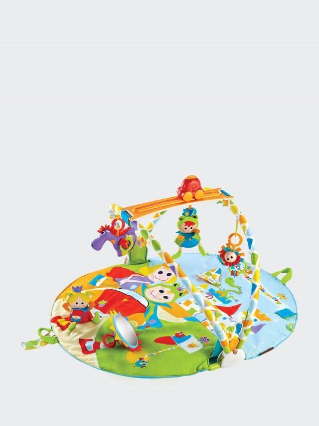 Yookidoo 青蛙王子健力遊戲墊
