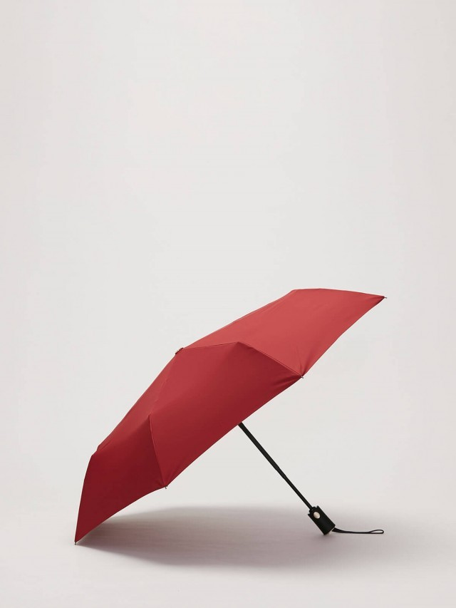DECUS POCKET AUTO 時尚仕幔 - 超省力自動折傘 - 伯爵紅