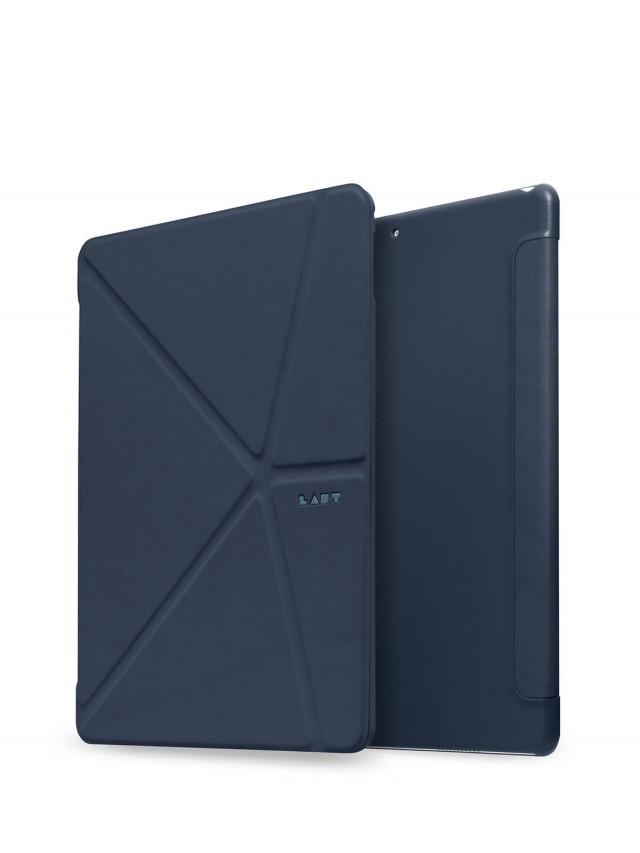 LAUT iPad 10.5 吋 ( 2019 ) TRIFOLIO 系列保護殼 - 藍