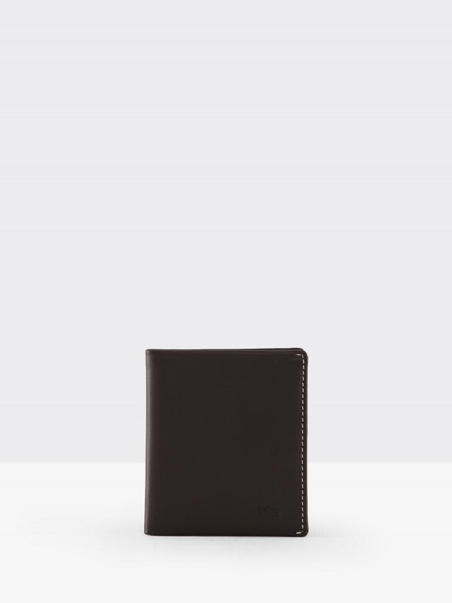 bellroy Note Sleeve 四卡錢包 - 深棕