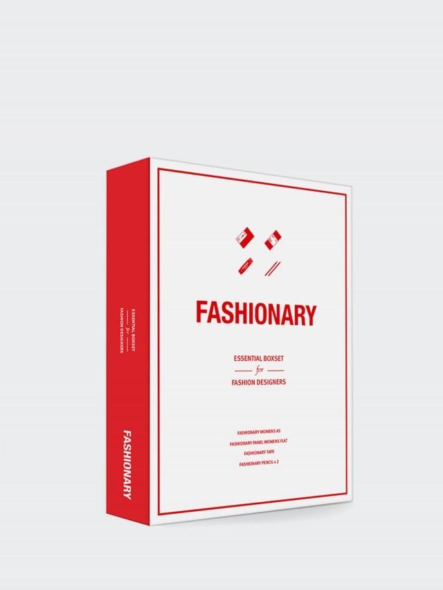 FASHIONARY FASHIONARY 限量禮盒組