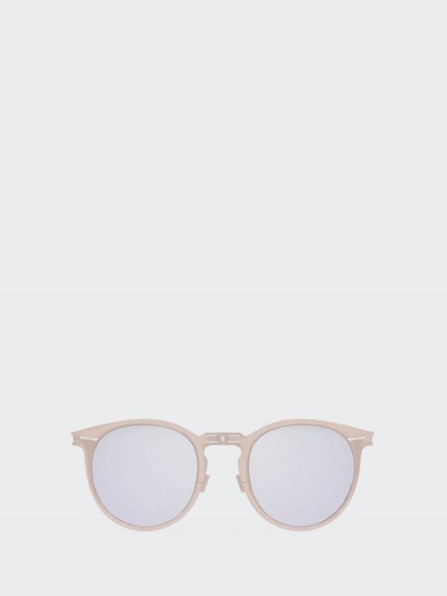 ROAV 薄鋼摺疊太陽眼鏡 -  Riviera 金框 / 白水銀鏡片