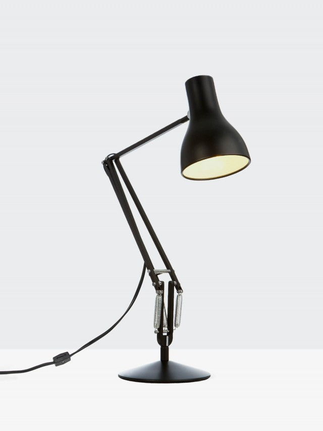ANGLEPOISE Type75 Desk Lamp 桌燈 - 黑色