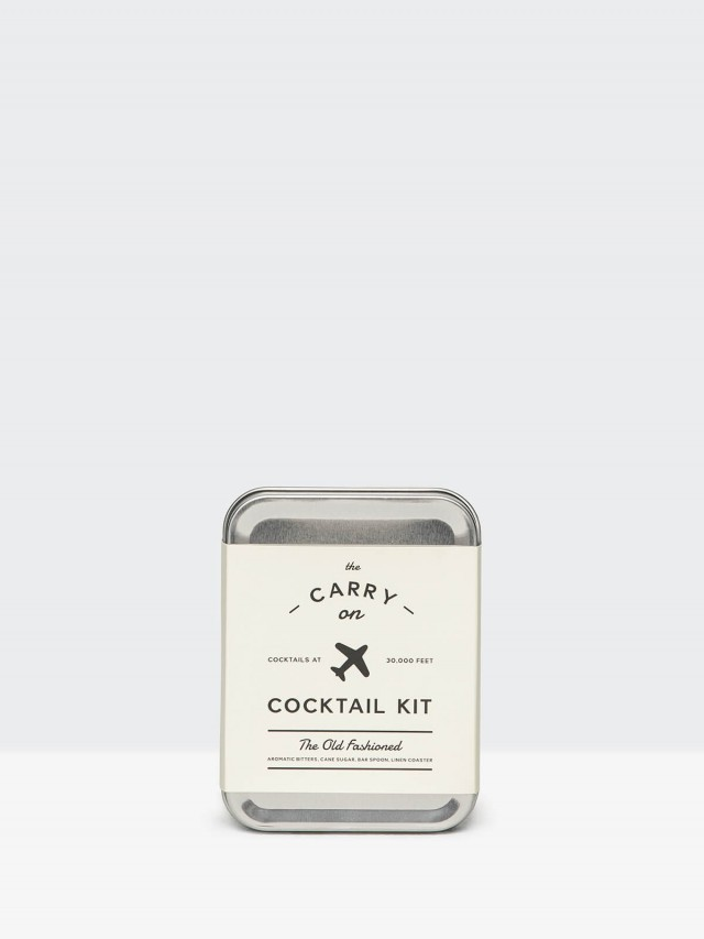 W&P DESIGN Carry On Cocktail Kit 雞尾酒旅行組 - The Old Fashioned 古典雞尾酒