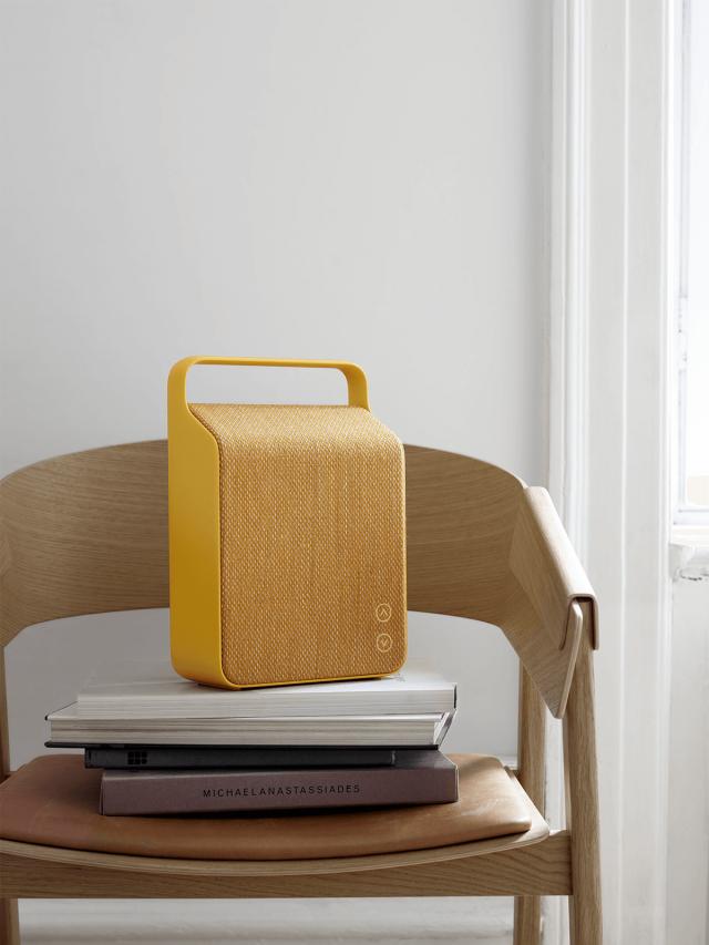 vifa Oslo 主動式無線藍牙喇叭 - 砂黃
