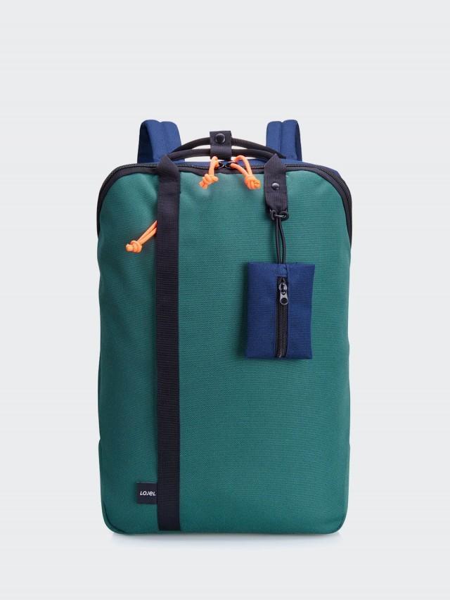 LOJEL TAGO TRAVEL 輕旅筆電後背包 - 綠