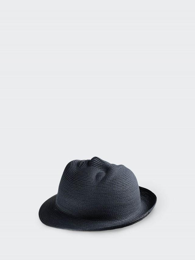 25TOGO DESIGN MASK hat 面具帽 - 人臉 / 牛仔藍