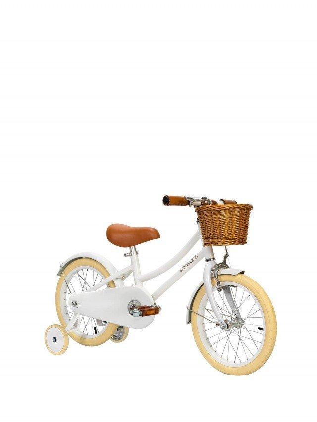BANWOOD 腳踏車 CLASSIC - 牛奶白