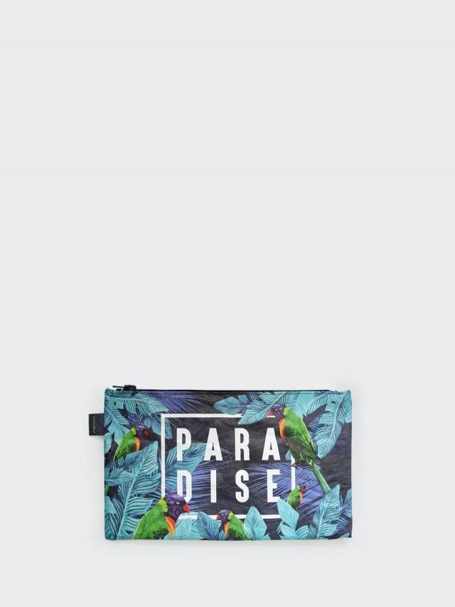 paprcuts.de Document Case Paradise 文件袋 x 天堂鳥