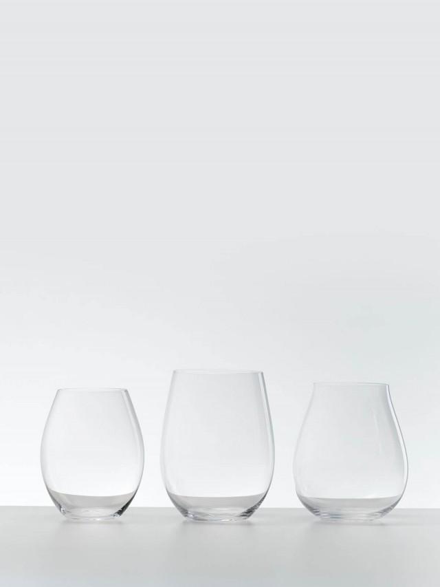 RIEDEL Big O 品酒杯 3 入組 - 黑皮諾、希哈、卡本內
