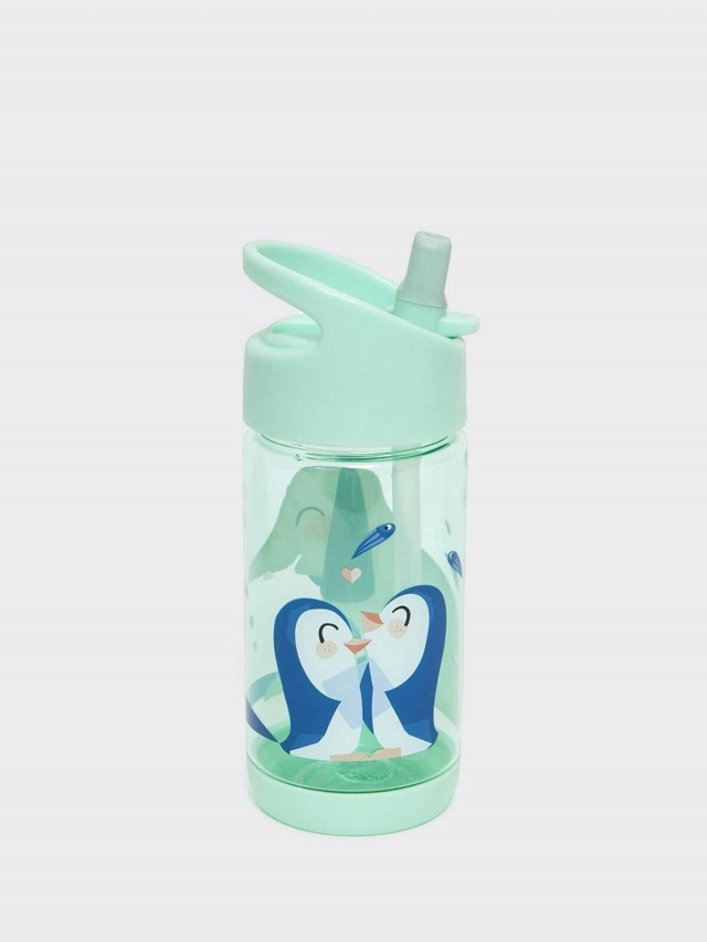 PETIT MONKEY 兒童水杯 - 大象 & 企鵝