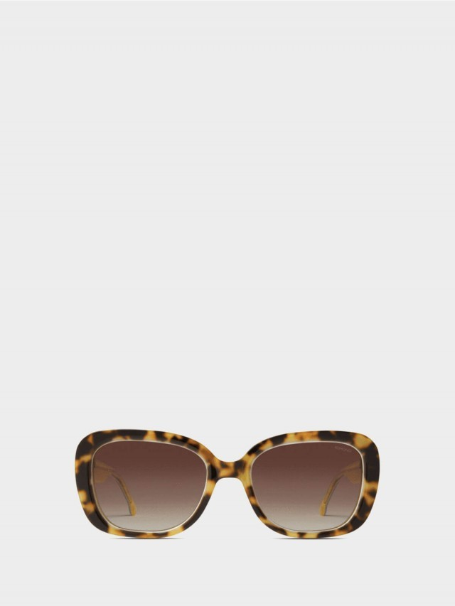 KOMONO 太陽眼鏡 Cecile 希西爾系列 - 虎斑紋