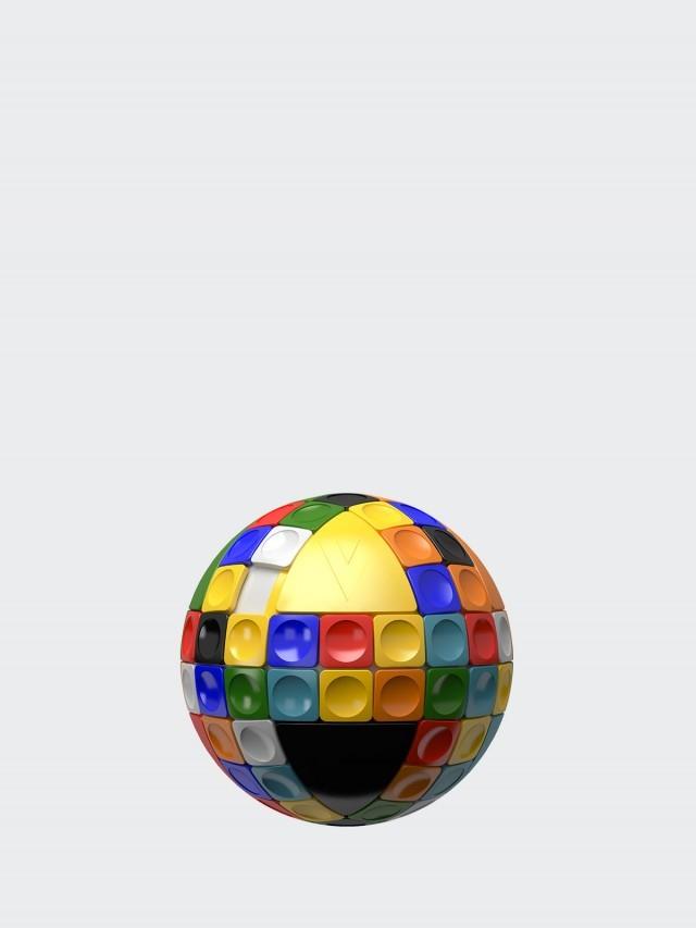 V-Cube V-Sphere 3D 魔術球