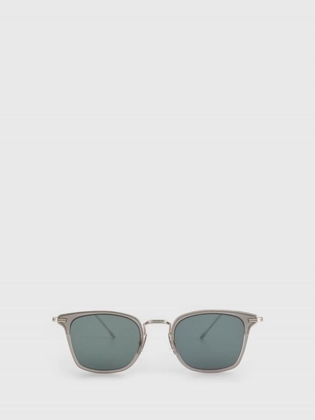 THOM BROWNE 灰色方框太陽眼鏡
