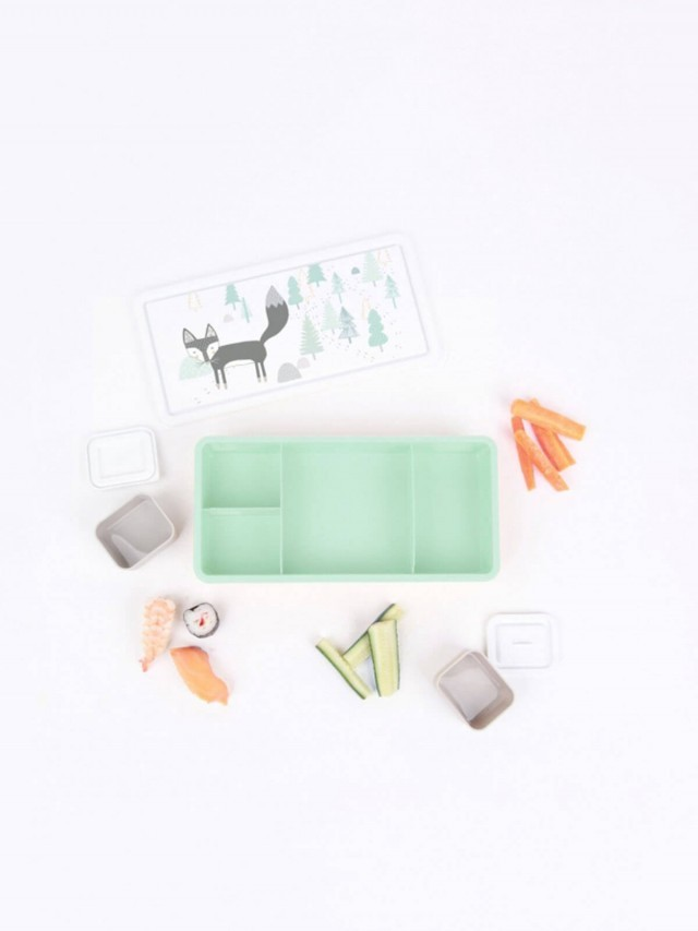 love mae 野餐盒 - 漫步狐狸