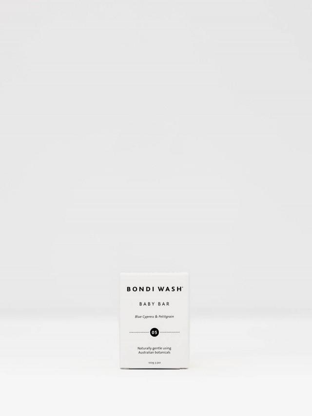 BONDI WASH 藍絲柏 & 苦橙葉寶寶溫和香氛皂