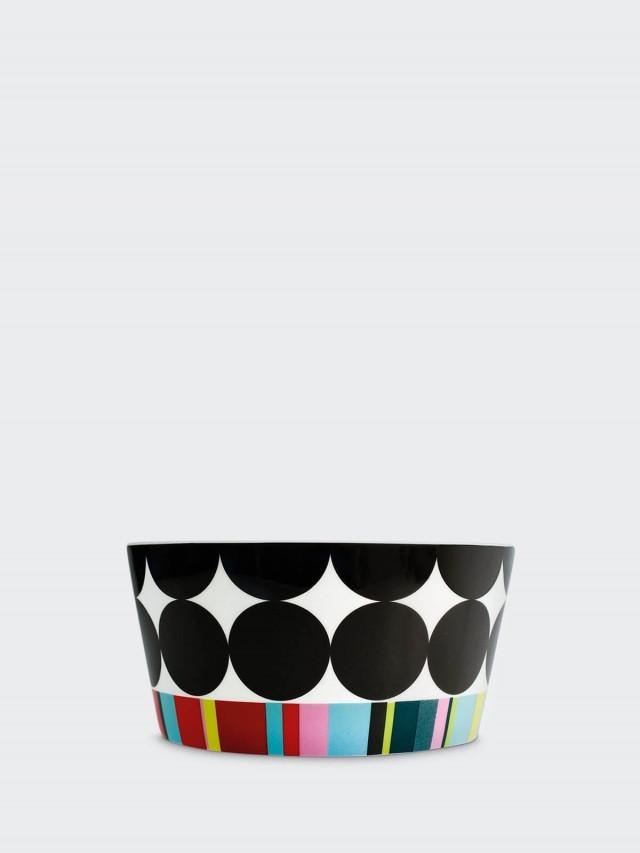 REMEMBER Muesli bowl - Scoop 骨瓷早餐碗 x 黑彩甜筒