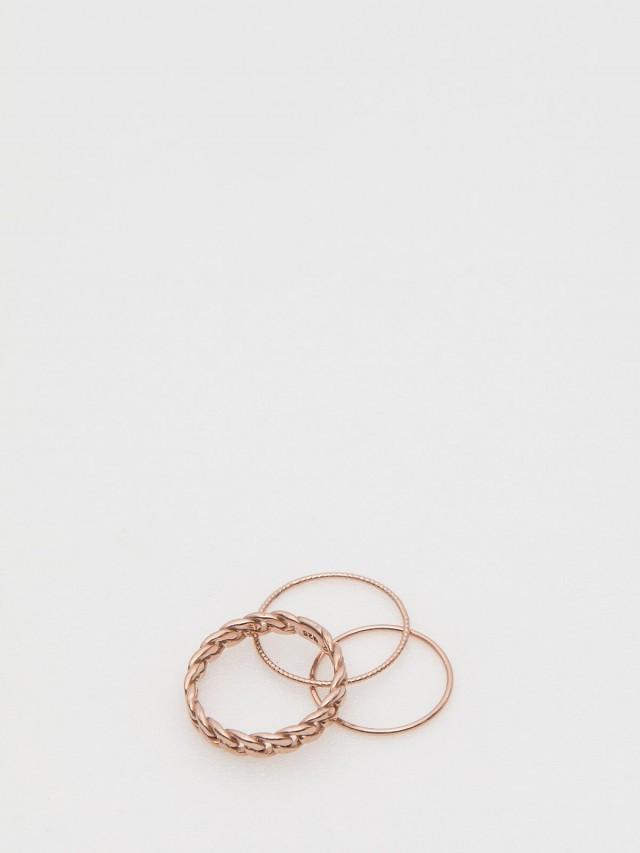 Lélim Jewelry 戒指 ROSEGOLD GRAND RINGS