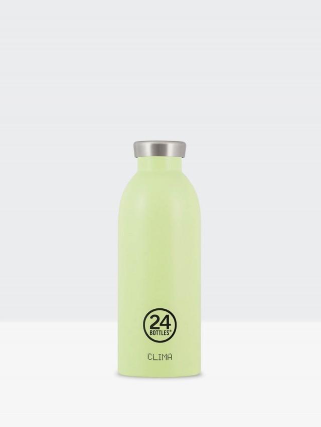 24Bottles Clima 不銹鋼雙層保溫瓶 500ml -  開心果