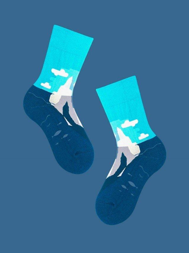 sokker 冰河危機 4 分之 3 襪