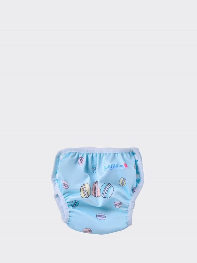 Swimava S1 馬卡龍嬰兒游泳褲 - L 號