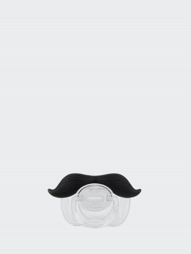 Hipsterkid 紳士鬍子嬰兒奶嘴
