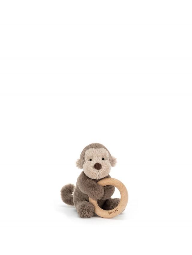 JELLYCAT Monkey 猴子 - 固齒安撫玩偶