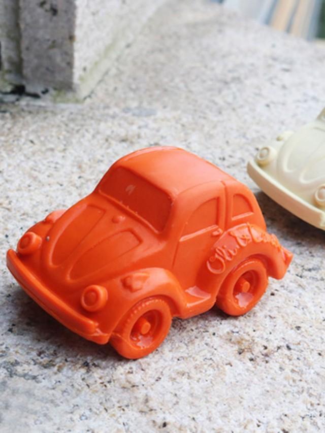 OLI & CAROL 摩登小金龜車 - 橘色