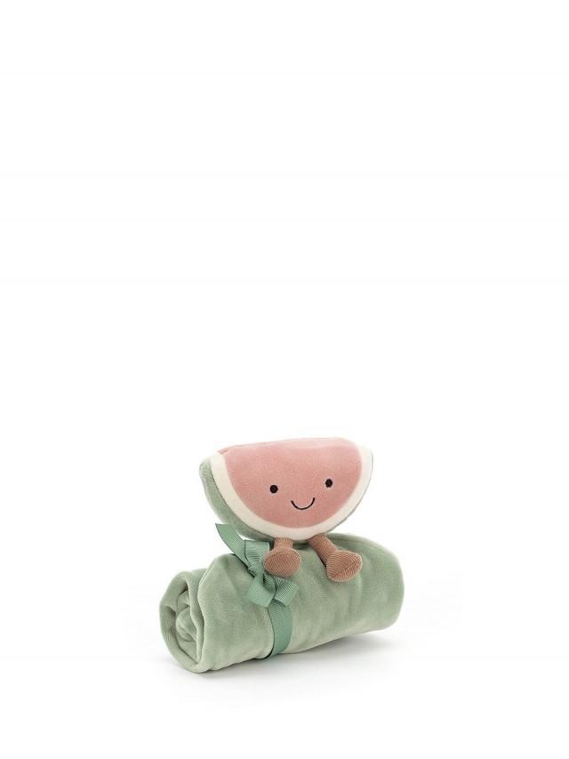JELLYCAT Watermelon 西瓜寶寶 - 安撫巾