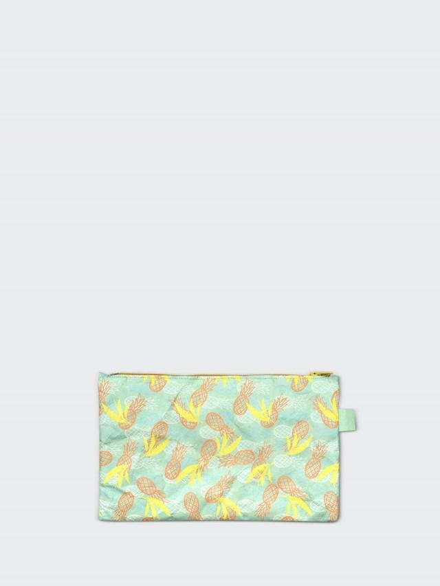 paprcuts.de Document Case Pineapples 文件袋 - 塗鴉風 x 南洋鳳梨