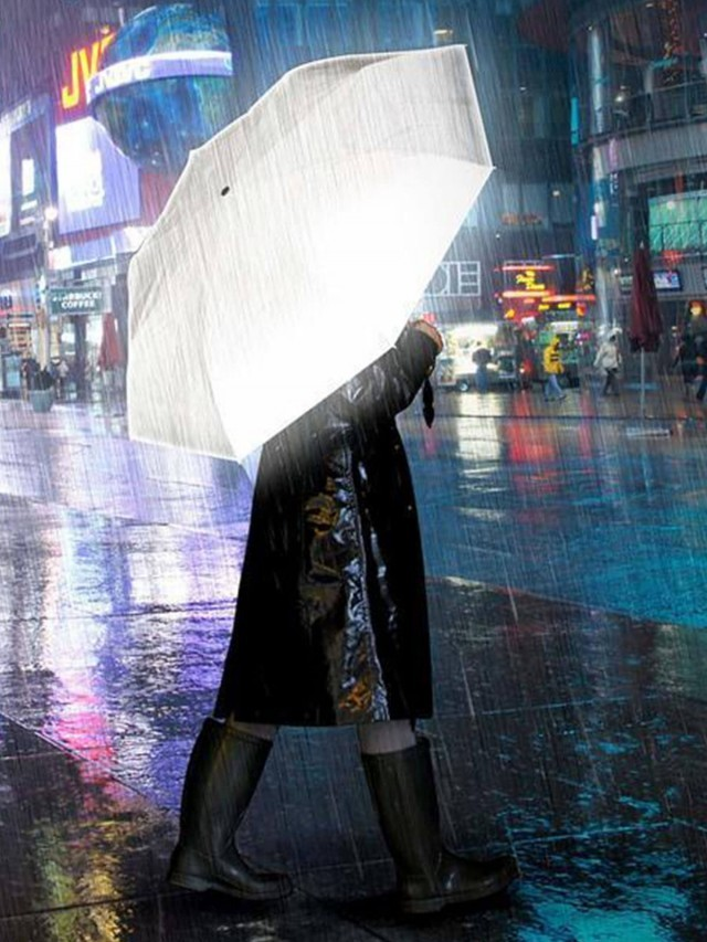 suck UK Reflective Umbrella 安全一把罩反光傘