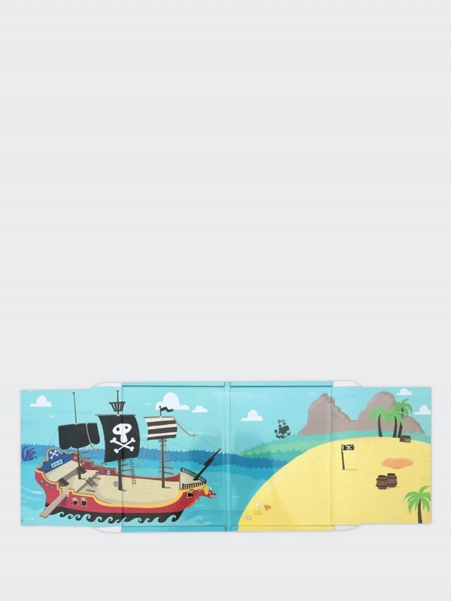 Tiger Tribe 可攜式情境磁性貼 - 海盜歷險