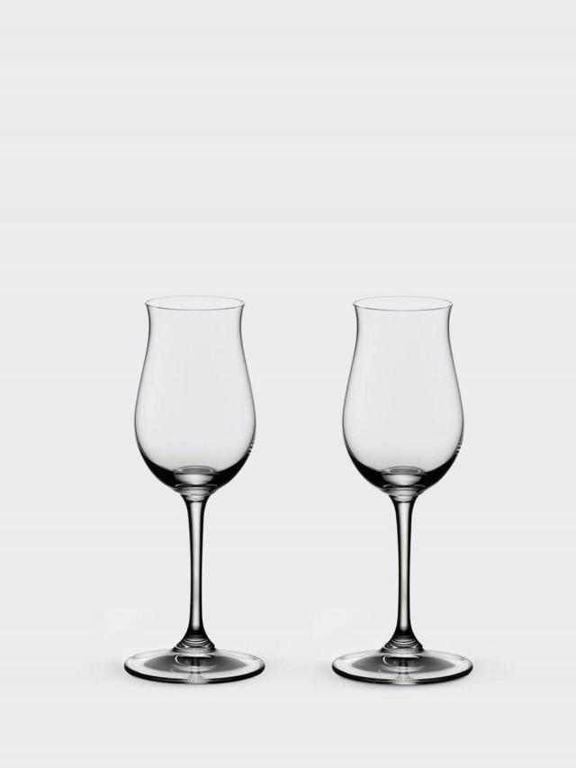 RIEDEL Sommeliers Cognac VSOP 260 週年手工干邑白蘭地對杯超值組