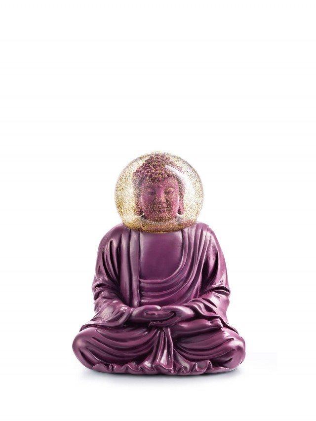 DONKEY 佛祖水晶球 - 紫色
