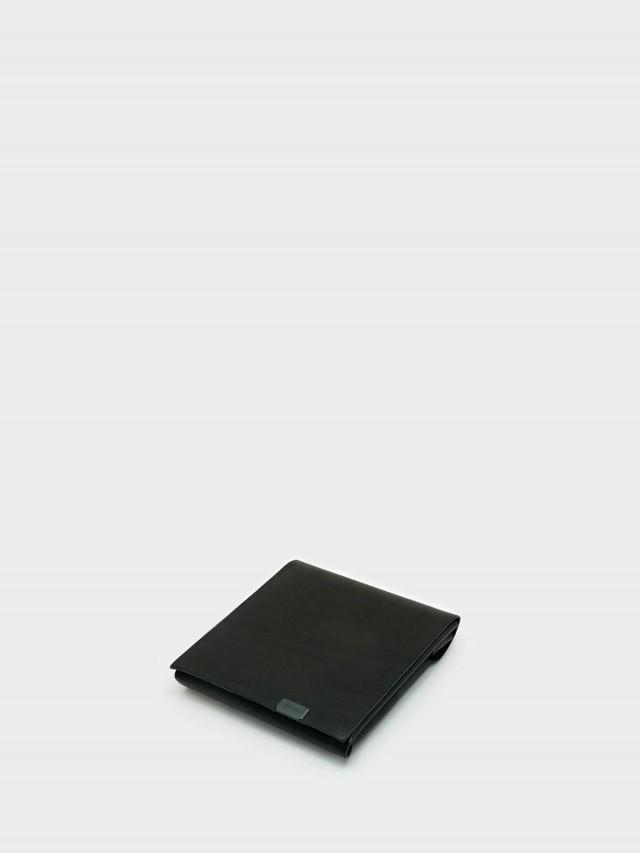 Shosa 所作 短夾 2.0 - 簡約基本款 - 黑
