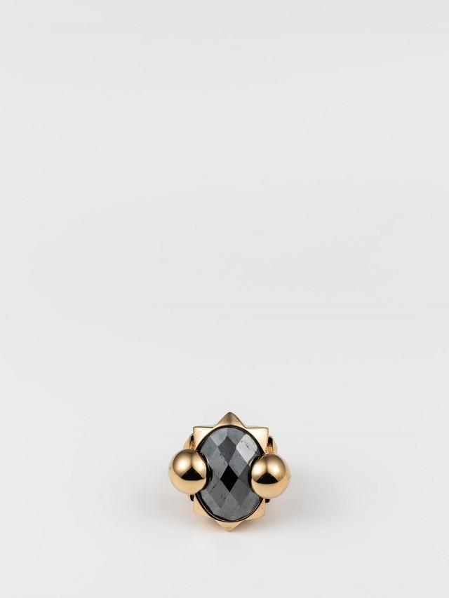 roberto cavalli 幾何造型戒指