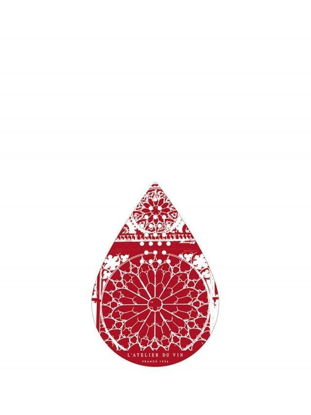 L'ATELIER DU VIN 造型滴酒片 ( 5 入 )