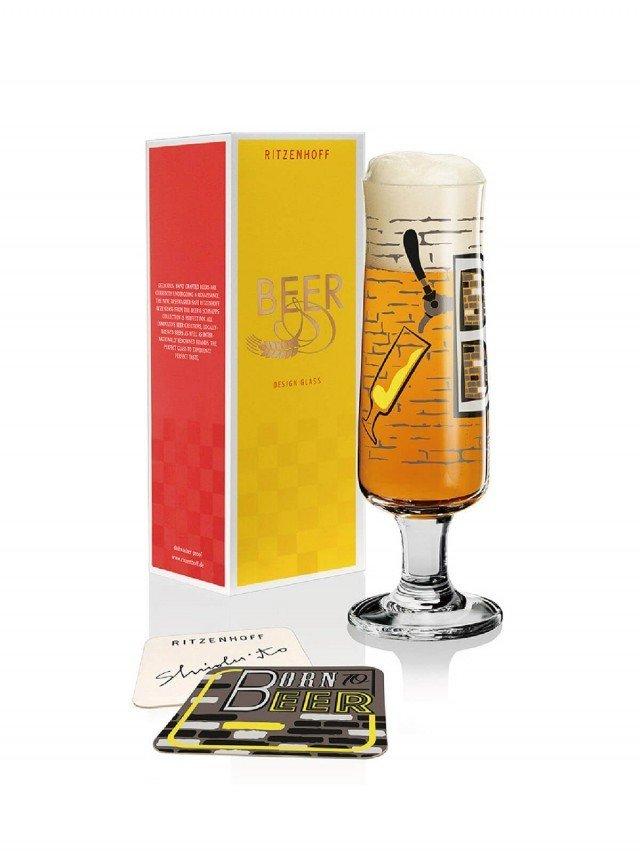 RITZENHOFF BEER 新式啤酒杯 / 再來一杯